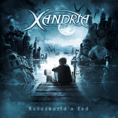 Xandria Neverworld's End Cover