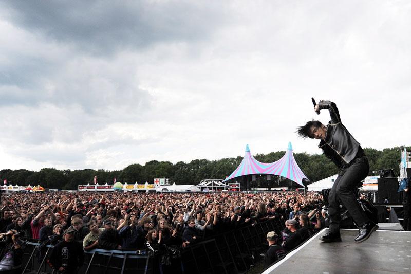 Journey, Graspop Metal Meeting 2011