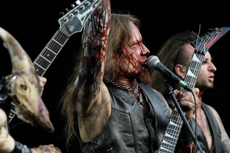Belphegor, live, Metalcamp 2011
