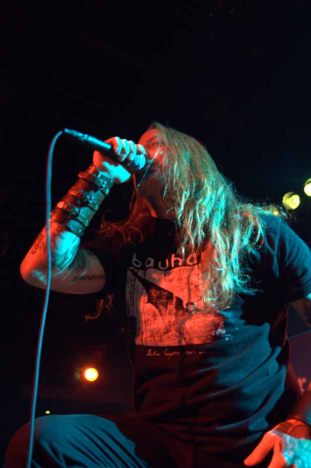 Devildriver, live in New York, 14.05.2011