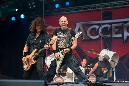 Accept, live 2011, Sweden Rock Festival