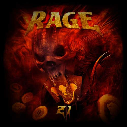 Rage 21 Cover