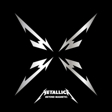 Metallica EP-Cover Beyond Magnetic