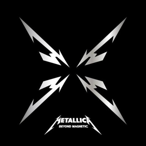 Metallica EP-Cover Beyond Magnetic