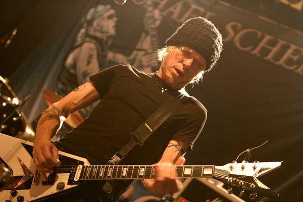 Michael Schenker, live 2012, Augsburg, Spectrum