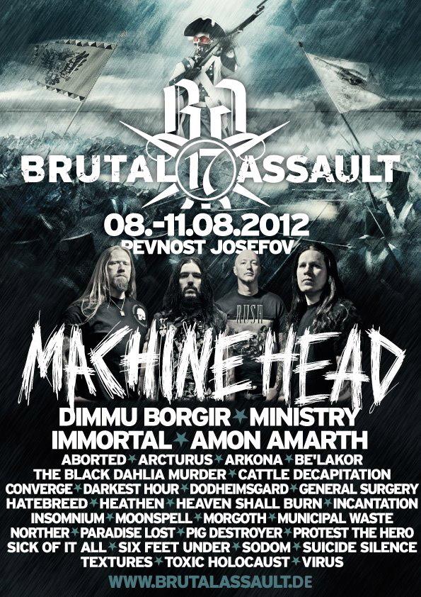 Brutal Assault Festival 2012