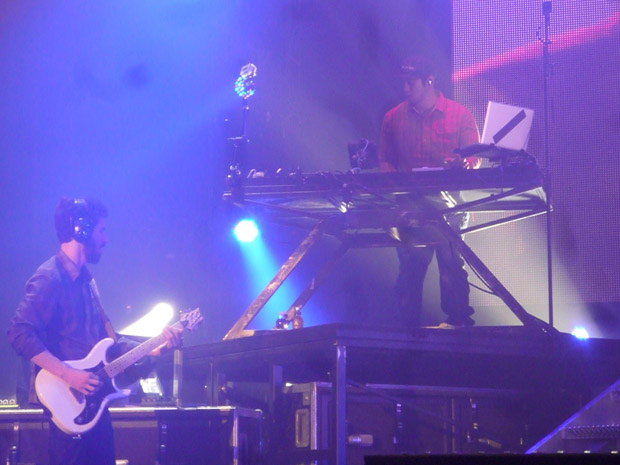 Linkin Park im Admiralspalast Berlin, 5.6.2012