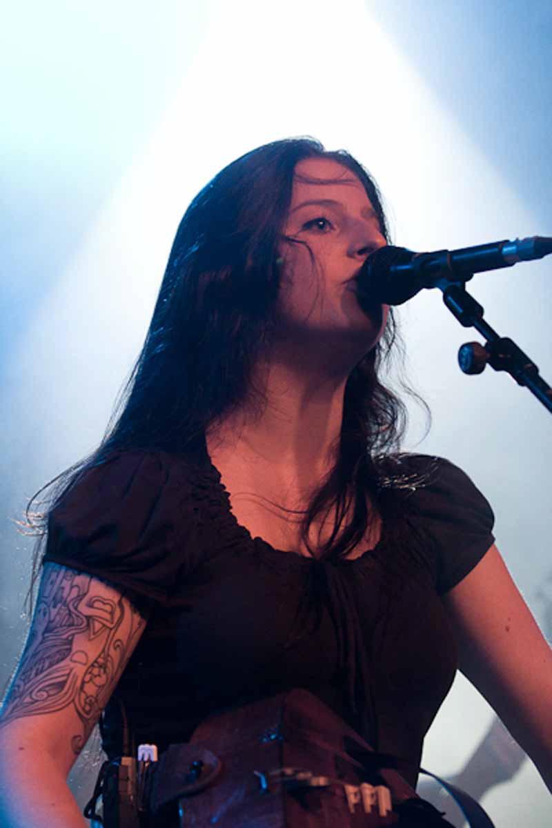 Eluveitie, live, 15.11.2011 Hamburg, Markthalle
