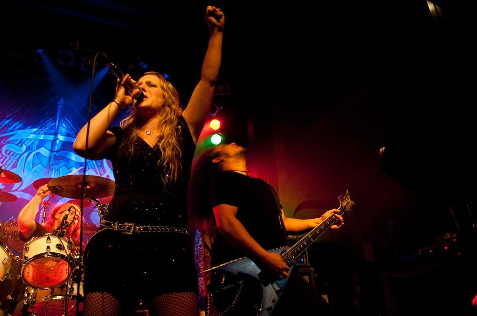 Seven Kingdoms live, 29.03.2013, Hamburg