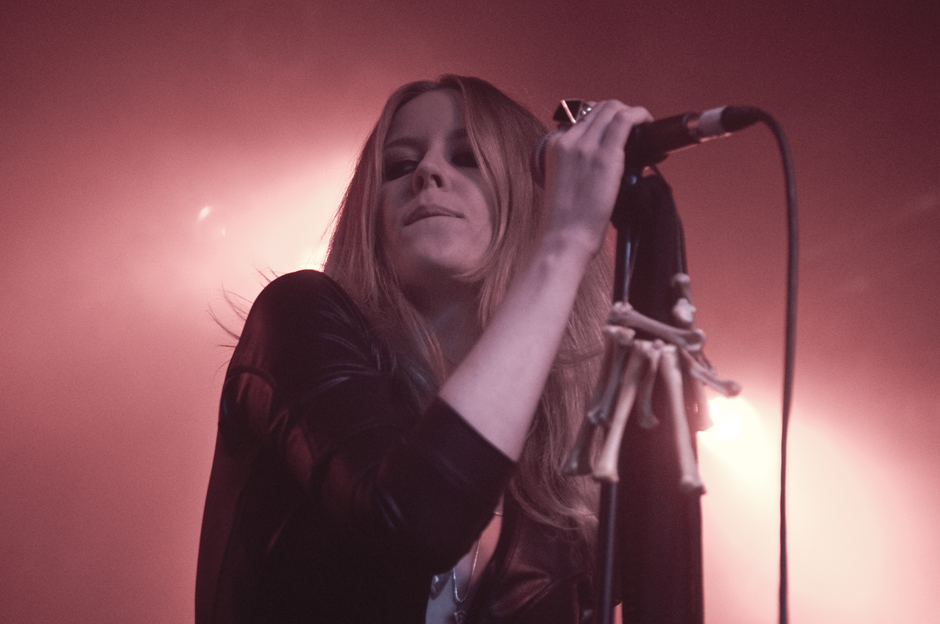 The Oath live, 20.11.2013, Hamburg