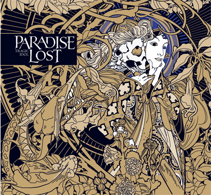 Paradise Lost, TRAGIC IDOL, Cover