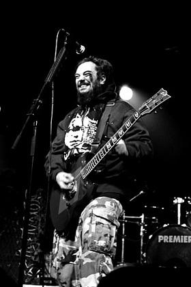 Soulfly live 2009 Cavalera