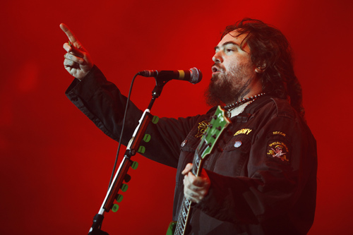 Soulfly live 2010