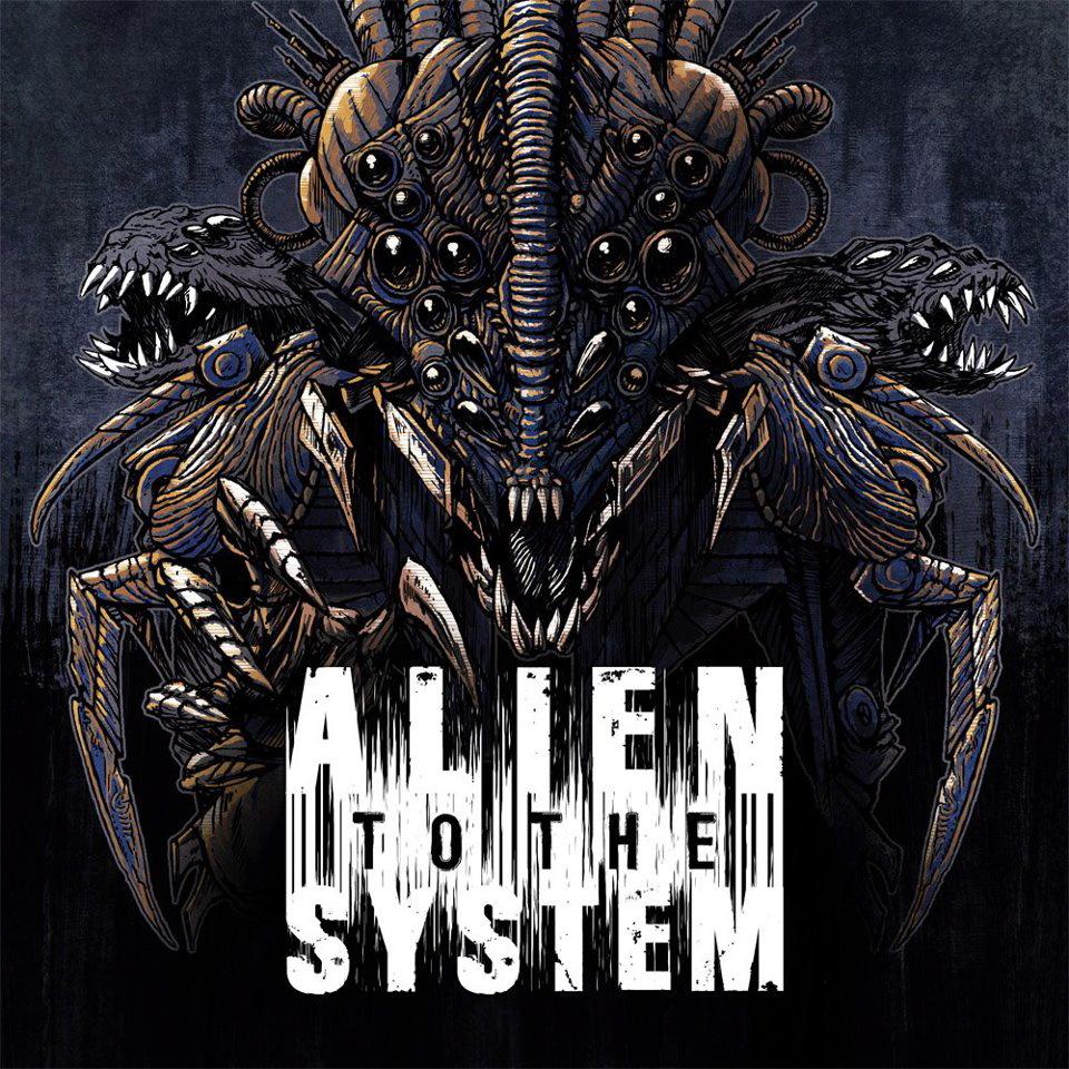 Aliens auf Metal-Covern