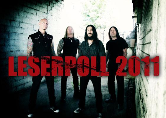 Leserpoll-Gewinner 2012: Machine Head