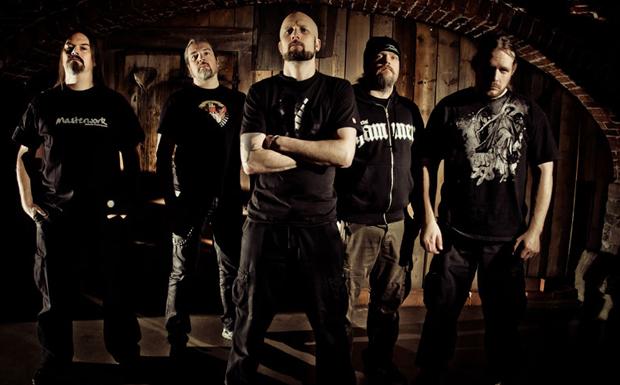 Meshuggah, Promo Bild 2012