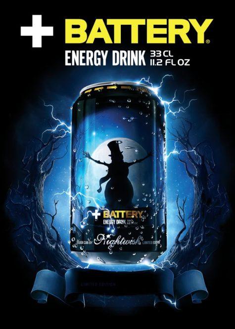 Nightwish, Energy-Dose