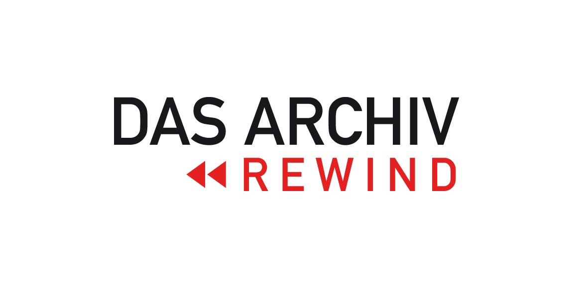 DAS ARCHIV - Rewind, Logo