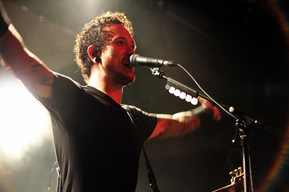 Trivium live, 06.06.2012 in Karlsruhe