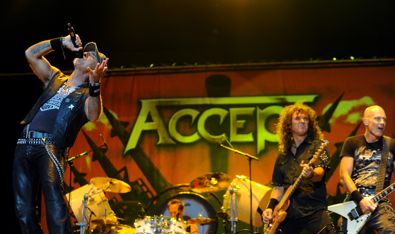 Accept, live, Bang Your Head 2011