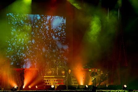 Judas Priest, live 2011, Sweden Rock Festival