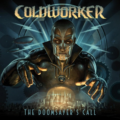 Coldworker The Doomsayer's Call Cover