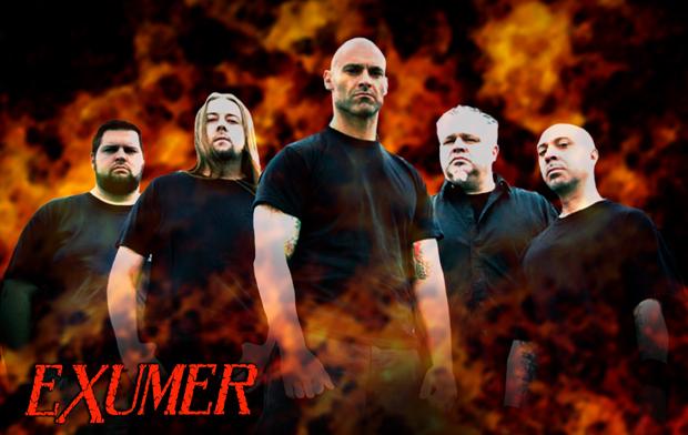 Exumer, Promo Bild 2012