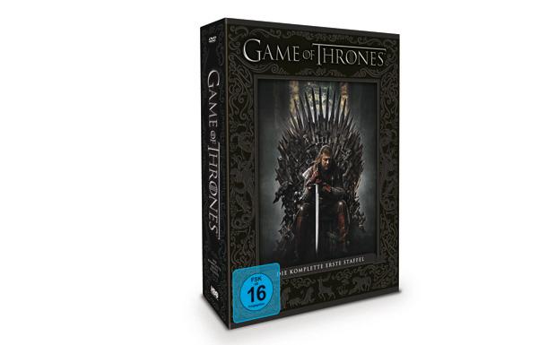 Game of Thrones, Packshot
