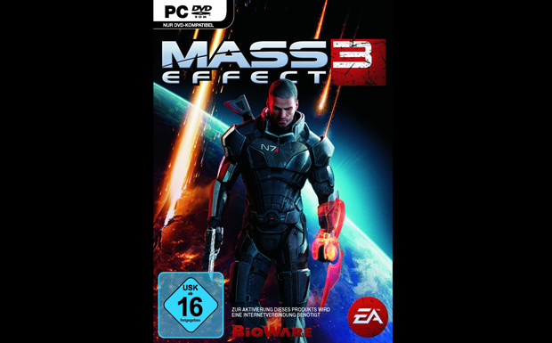 Mass Effect 3, Cover
