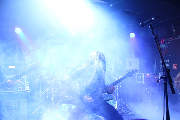 Obscura, live, 12.03.2012 Berlin, Magnet Club