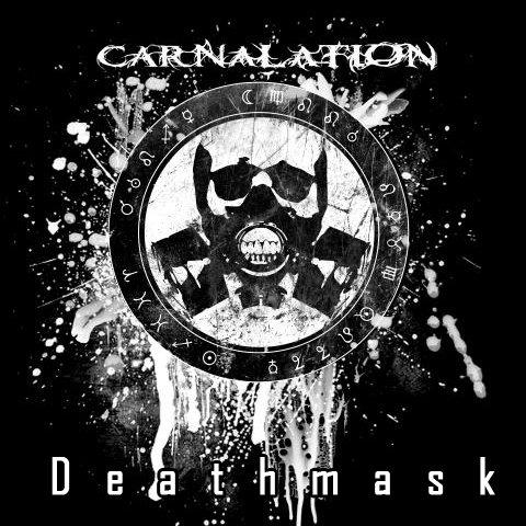 Carnalation Deathmask Cover