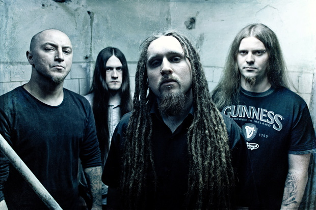 Decapitated, Promo Bild 2011