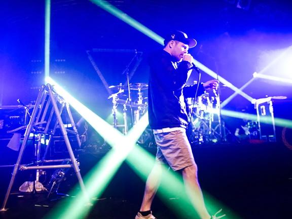 Enter Shikari, live, 12.03.2012 Hamburg, Markthalle