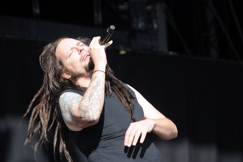 Korn, Graspop Metal Meeting 2011