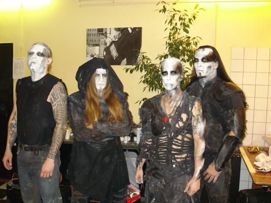 Hinter den Kulissen der Cannibal Corpse + Behemoth Tour