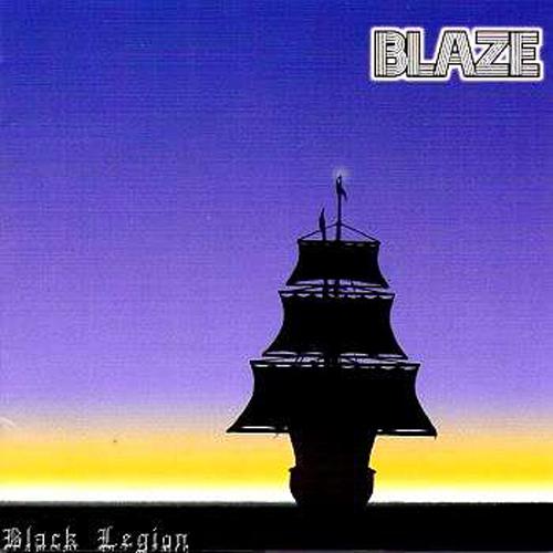 Blaze Blaze Cover