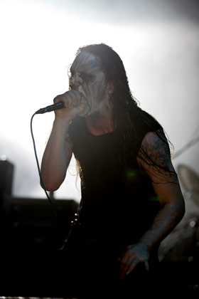 Marduk live, Summer Breeze 2008