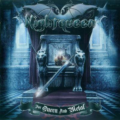 Nightqueen For Queen And Metal Cover