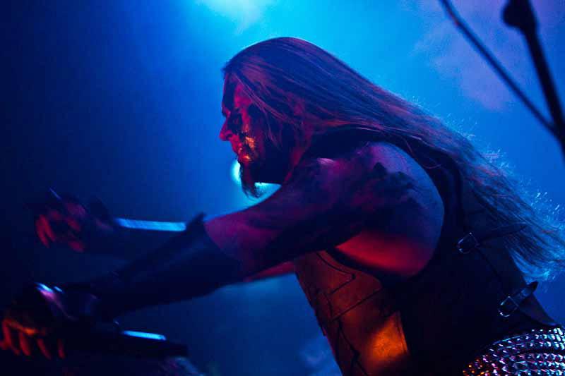 Varg, live, 15.11.2011 Hamburg, Markthalle