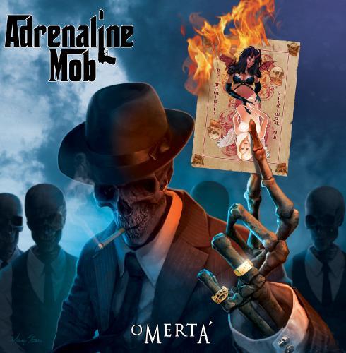 Adrenaline Mob Omerta Cover