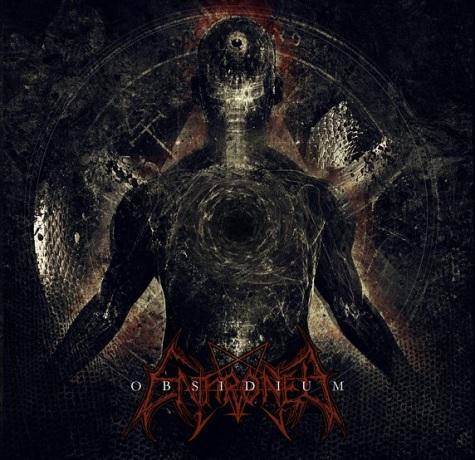 Enthroned Obsidium Cover