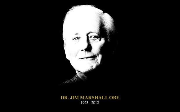 Jim Marshall, Erfinder der legendäre Amps
