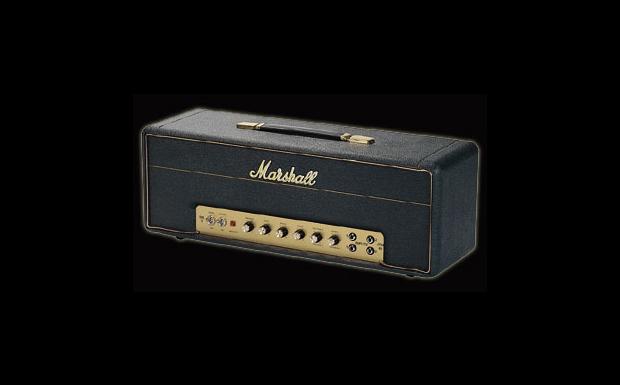 Klassischer Marshall-Amp