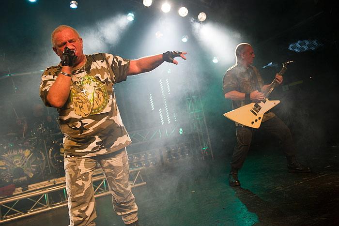U.D.O. live, 26.11.2011 Hamburg, Markthalle