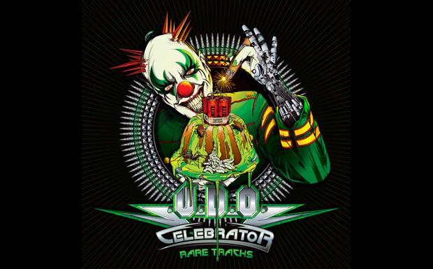 U.D.O. CELEBRATOR, Cover