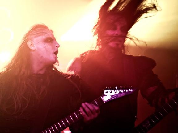 Behemoth, live, 09.02.2012 Hamburg, Markthalle