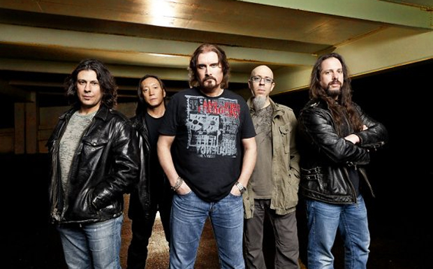Dream Theater 2011, Promo Bild