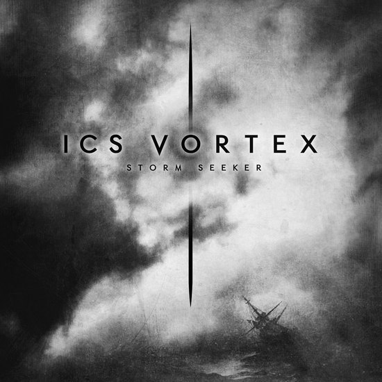 ICS Vortex, STORM SEEKER, Cover