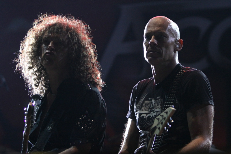 Accept, live, Metalcamp 2011