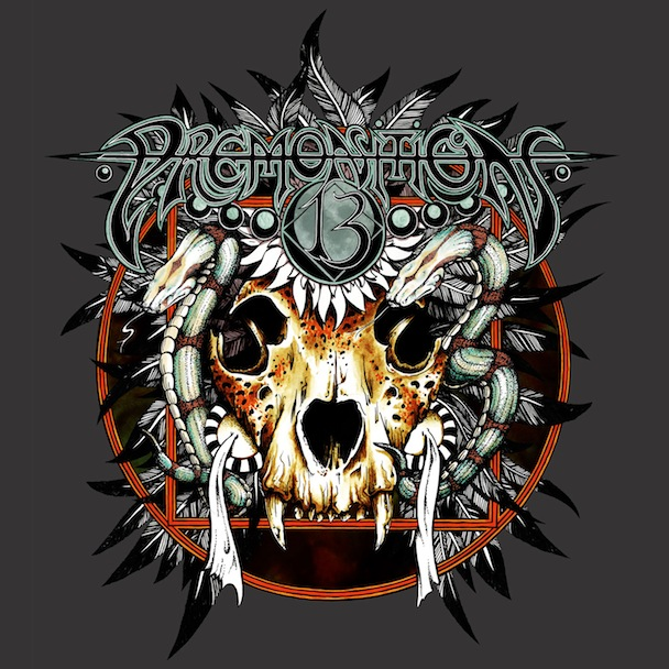 Premonition 13, Cover